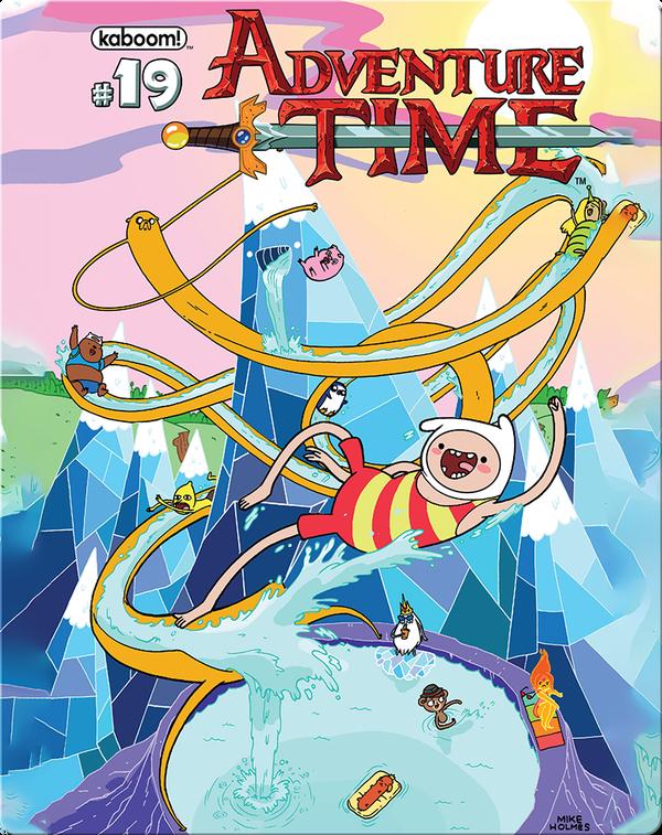 Adventure Time No.19