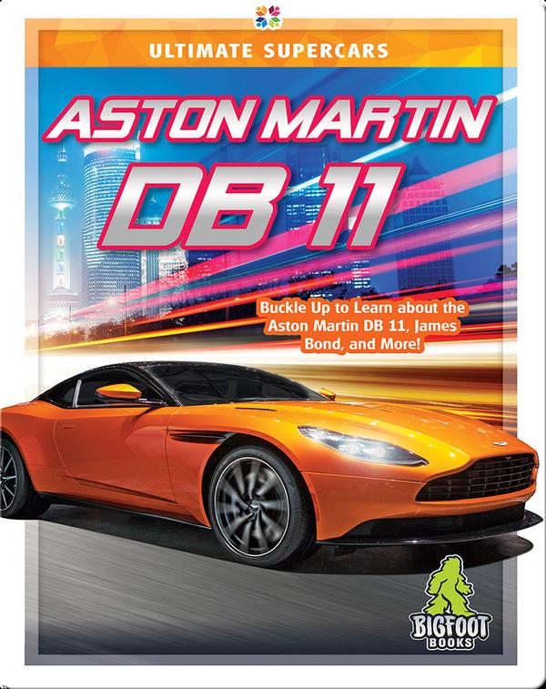 Ultimate Supercars: Aston Martin DB 11