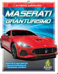 Ultimate Supercars: Maserati GranTurismo