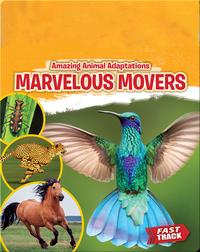 Amazing Animal Adaptations: Marvelous Movers