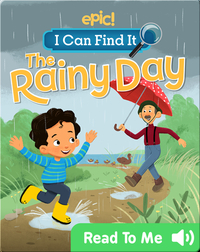 I Can Find It: The Rainy Day