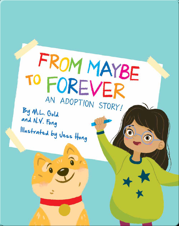 From Maybe to Forever: An Adoption Story