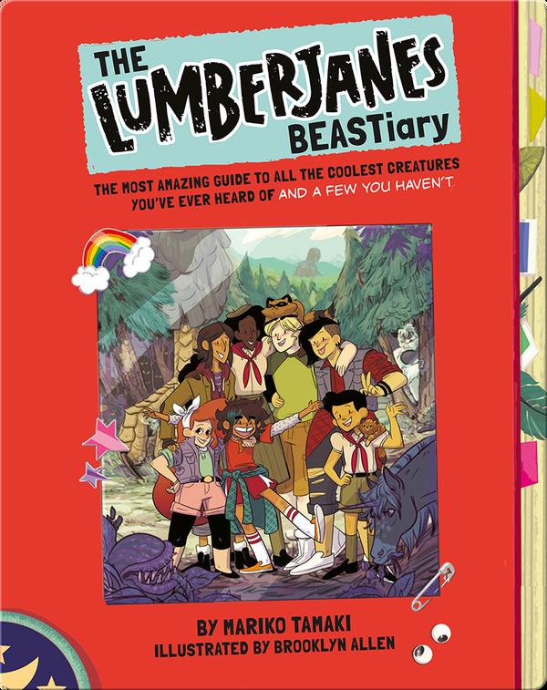 The Lumberjanes BEASTiary