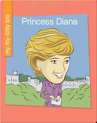 My Itty-Bitty Bio: Princess Diana