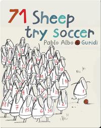 71 Sheep Try Soccer