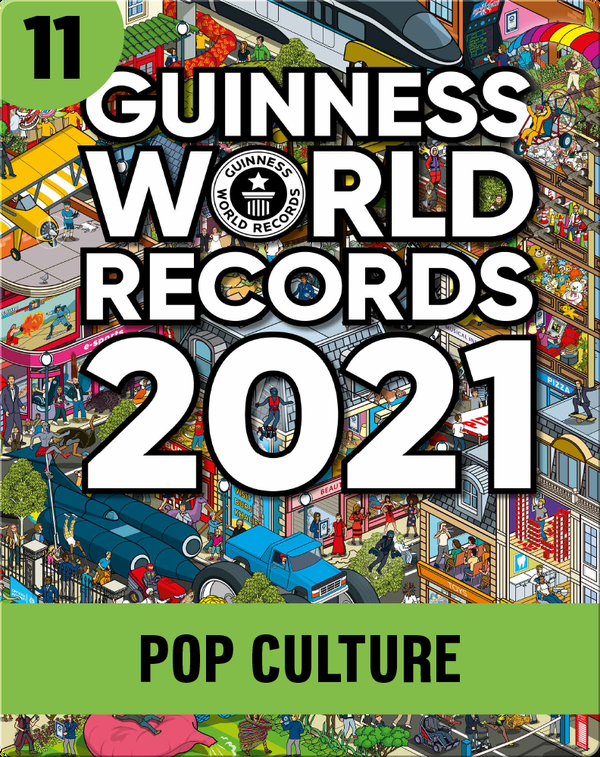 Guinness World Records 2021: Pop Culture