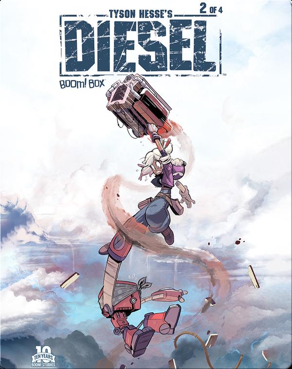 Tyson Hesse's Diesel No.2