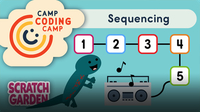 Camp Coding Camp: Sequencing