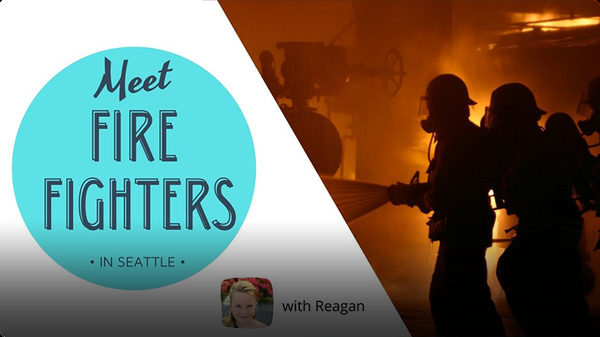 Adventure Family Journal: Meet the Firefighters