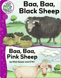 Baa, Baa, Black Sheep - Baa, Baa, Pink Sheep