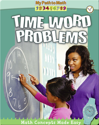 Time Word Problems (My Path to Math)