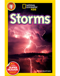 National Geographic Readers: Storms
