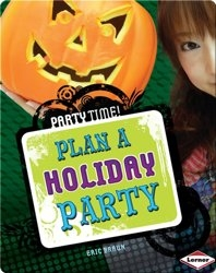 Plan a Holiday Party