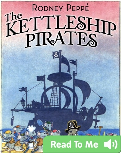 The Kettleship Pirates