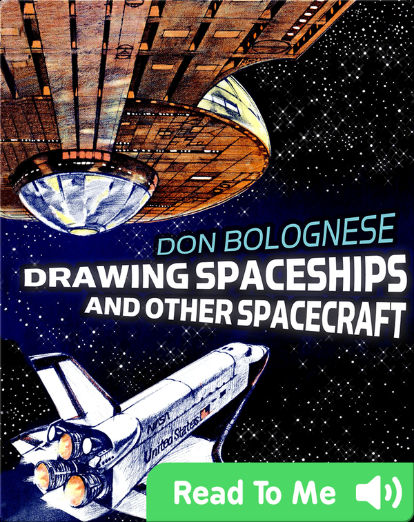 Drawing Spaceships and Other Spacecraft
