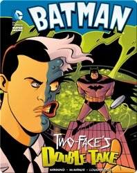 Batman: Two-Face's Double-Take
