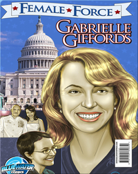 Female Force : Gabrielle Giffords