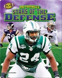 Pro Football's Stars of the Defense