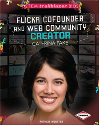 Flickr Cofounder and Web Community Creator: Caterina Fake