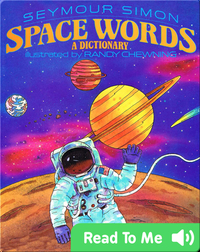 Space Worlds: A Dictionary