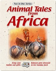 Animal Tales From Africa: King Lion Hands Out Gifts