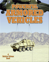 Powerful Armored Vehicles