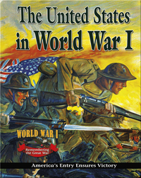The United States in World War 1