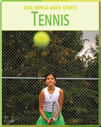 Real World Math: Sports, Tennis