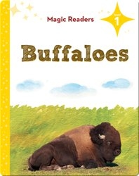 Magic Readers: Buffaloes