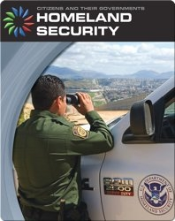 Citizens And Their Governments: Homeland Security