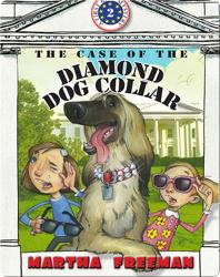 The Case Of The Diamond Dog Collar