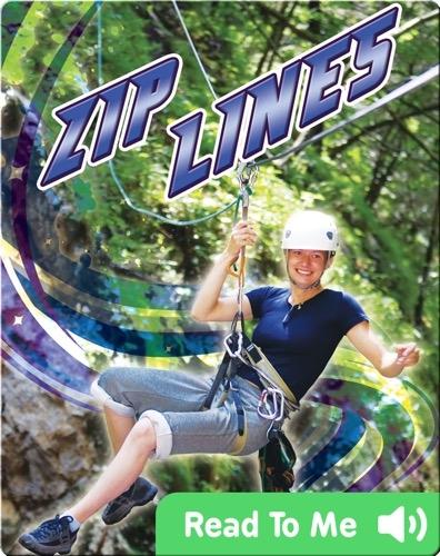 Action Sports: Zip Lines
