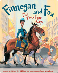 Finnegan and Fox the Ten-Foot Cop