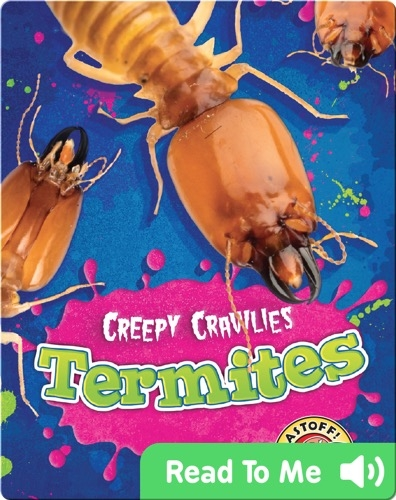 Creepy Crawlies: Termites