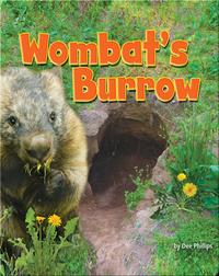 Wombat's Burrow