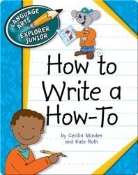 How to Write a How-To