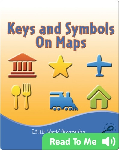 Keys and Symbols on Maps