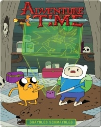Adventure Time Vol. #5: OGN Graybles Schmaybles