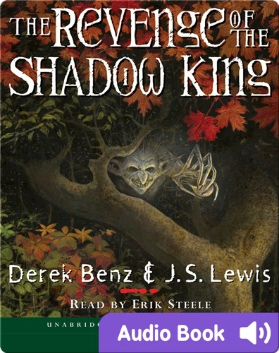 Grey Griffins #1: The Revenge of the Shadow King