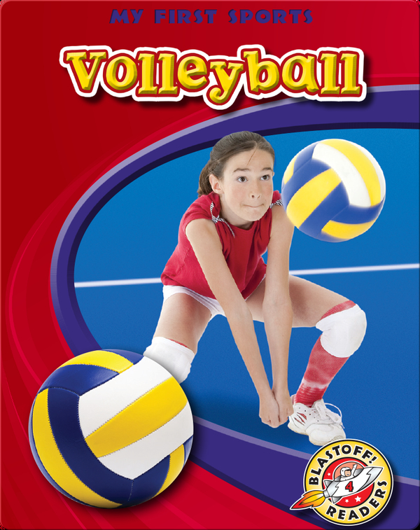 My First Sports: Volleyball