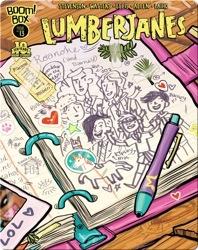 Lumberjanes #13