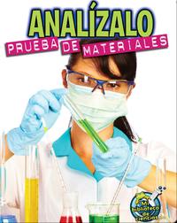 Analízalo: Prueba de materiales