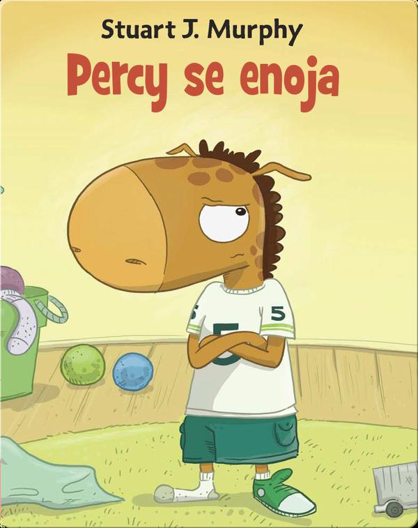 Percy se enoja