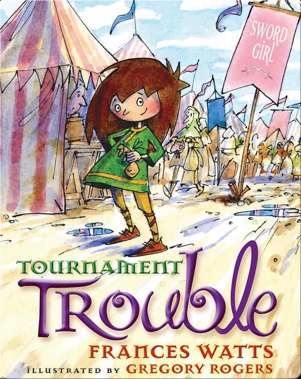 Sword Girl #3: Tournament Trouble