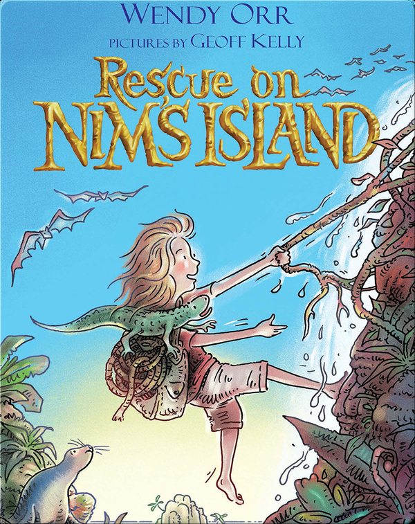 Rescue on Nim's Island