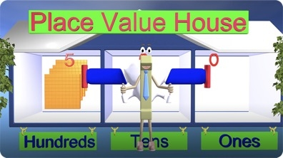 Place Value House