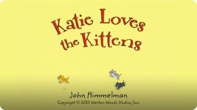 Katie Loves The Kittens