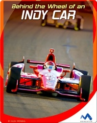 Behind the Wheel of a Indy Car