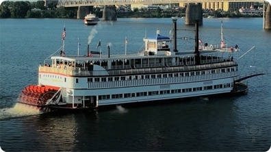 Robert Fulton's Steamboat