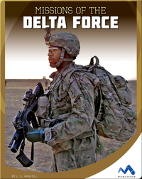 Missions of the Delta Force